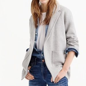 NEW J. Crew 365 Sophie Sweater Blazer Sz M